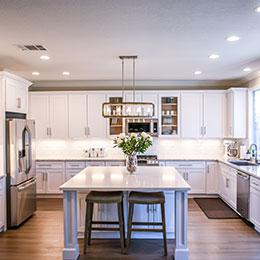 beautiful home kitchen